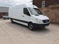2008/58 Mercedes-Benz Sprinter 313 CDI LWB PANEL VAN SERVICE HISTORY 2 OWNERS