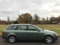 AUDI A6 AVANT 2.5 TURBO DIESEL AUTOMATIC ESTATE (155 BHP) + LEATHER