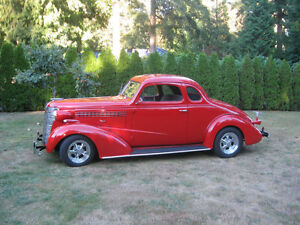1938 Chevrolet Master Deluxe Coupe Streetrod