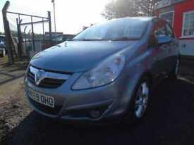 2009 Vauxhall Corsa 1.4i 16V Design 5dr,Low mileage,12 months mot,Warranty,Px...