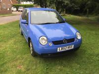 Volkswagen Lupo 1.4 S, FSH, low insurance group