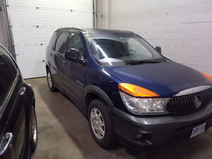 2002 Buick Rendezvous SUV
