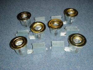 Lumieres encastrée / recessed luminaire
