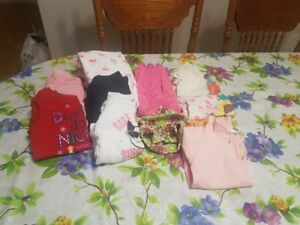 12-18 MONTHS GIRL'S CLOTHES! MUST GO ASAP