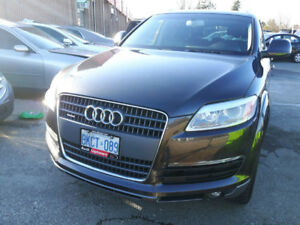 2007 AUDI Q7 QUATTRO  V8 AS IS