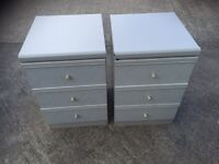 Pair of chest of drawers FREE DELIVERY FRIDAY