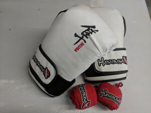 Hyabusa MMA Gloves and Wraps