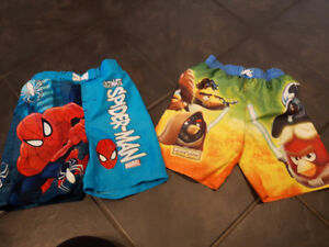 Size 2&3 Boys swimsuits