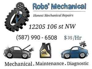 Honest Mechanic with Real Skill