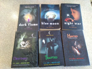 The Immortals Book collection