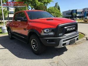 2017 Ram 1500 Rebel  - Bluetooth -  Uconnect - Low Mileage