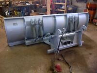 12' SNOW PLOW BLADE FOR LOADER