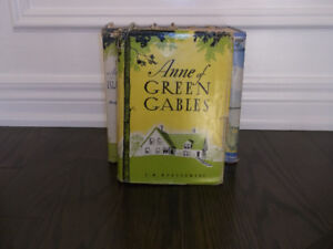 ANNE OF GREEN GABLES, Full series, by Lucy Maud Montgomery