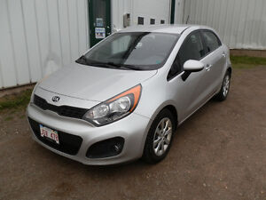 ***JUST SOLD***2013 Kia Rio LX + GDI Hatchback