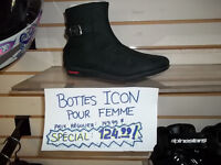 ICON BOOTS FOR WOMEN, NOW ONLY 124.95$ A PAIR!