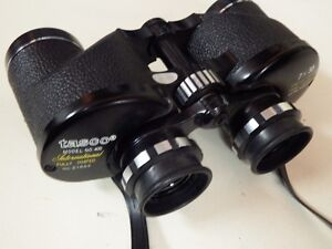 Tasco Extra Wide Angle Binoculars Mint Condition Brilliant Views
