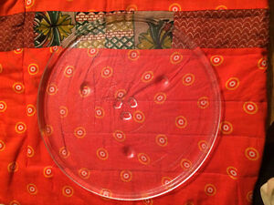 Microwave Glass Plate / Turntable Tray