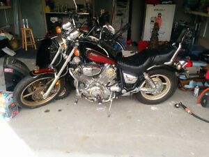 Virago Yamaha 1100cc mint condition