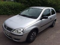 Cheap 2004 Vauxhall Corsa 1.0L Car For Sale Mot-10-2016 Bargain Price Only £499 ONO