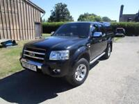 Ford Ranger 2.5TDCi ( 143PS ) 4x4 XLT Thunder Double Cab**LOW MILEAGE**