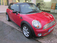 2010 Mini 1.6 Cooper Chilli - Stunning Flame Red - ****LOOK***VALUE****