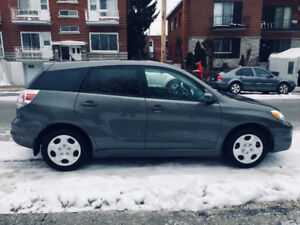 2008 TOYOTA MATRIX, 163K ,AUTOMATIC, F. EQUIPPED.IMPECCABLE