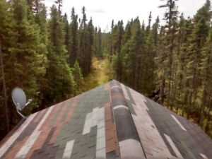 CAMP ON 78 ACRES in Northern Ontario