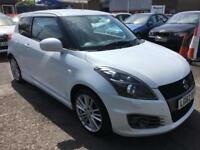 2012 SUZUKI SWIFT SPORT HATCHBACK PETROL