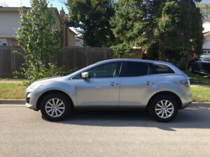 2011 Mazda CX-7, Well Maintained, Luxury Package, Certified