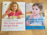 Fussy eaters & feeding kids books