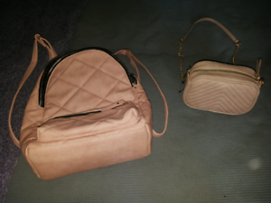 Stylish back pack and purse/bag Hectorville Campbelltown Area Preview