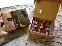 (ENDERBY) Grover Guitar Machines (Chrome) NEW
