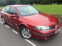 2007 newer Shape Renault Laguna 1.9 dci 6 speed sat Nav edition # cheap tax and insurance model