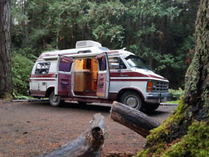 1993 Dodge Great West Campervan