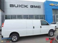 2014 GMC Savana Cargo 2500 STABILITRAK, FROUP ELECTRIC