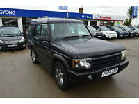 Land Rover Discovery 2.5Td5 ( 7st ) 2004 Landmark 6 SPEED MANUEL FULL LEATHER