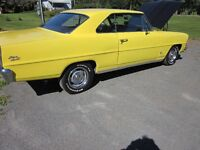 chevrolet nova for sale
