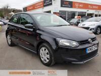 VOLKSWAGEN POLO S A-C 2011 Petrol Manual in Black