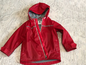 Toddler Boy Old Navy Rain Coat 4T