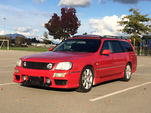 1998 Nissan Skyline RS4 S Wagon