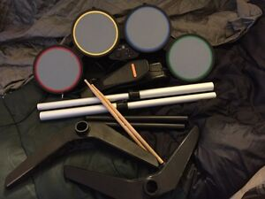 Rock Band Drum Set Wired PS3 (Used 2x)