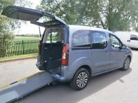 2013 Peugeot Partner Tepee S E HDI S AUTO WHEELCHAIR ACCESSIBLE VEHICLE 5 do...
