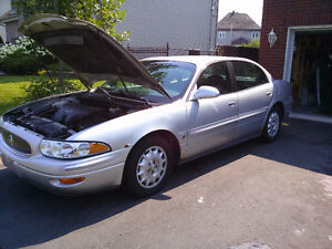 2002 Buick LeSabre Limited Sedan Clean