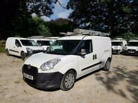 2014 Fiat Doblo 1.6 Multijet 16V Van LWB MAXI 1.6 6 SPEED DIRECT BT PANEL VAN Di