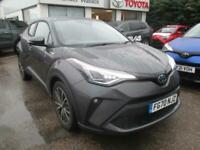 2020 Toyota C-HR 1.8 Hybrid Excel 5dr CVT HATCHBACK Petrol/Electric Hybrid Autom