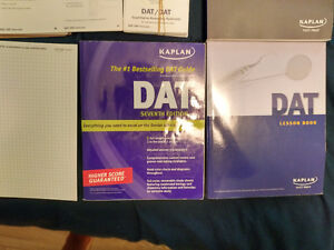 DAT Kaplan Package: Guide, Lesson Books, Soap, Flashcards Kitchener / Waterloo Kitchener Area image 3