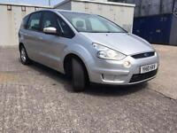 2010 Ford S-Max 1.8 TDCi Zetec 5dr (6 speed)
