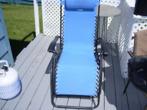 Camping Recliners