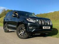 2011 Toyota LAND CRUISER 3.0 D-4D LC5 5dr Auto SUV Diesel Automatic