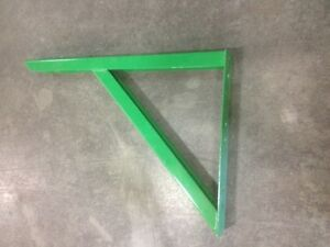 Mint condition Steel Brackets For Sale --- Great For Shelves
